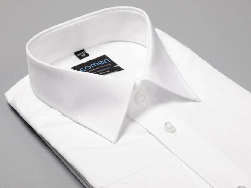 89a04657ed Koszula wizytowa biała - odzież męska - sklep internetowy